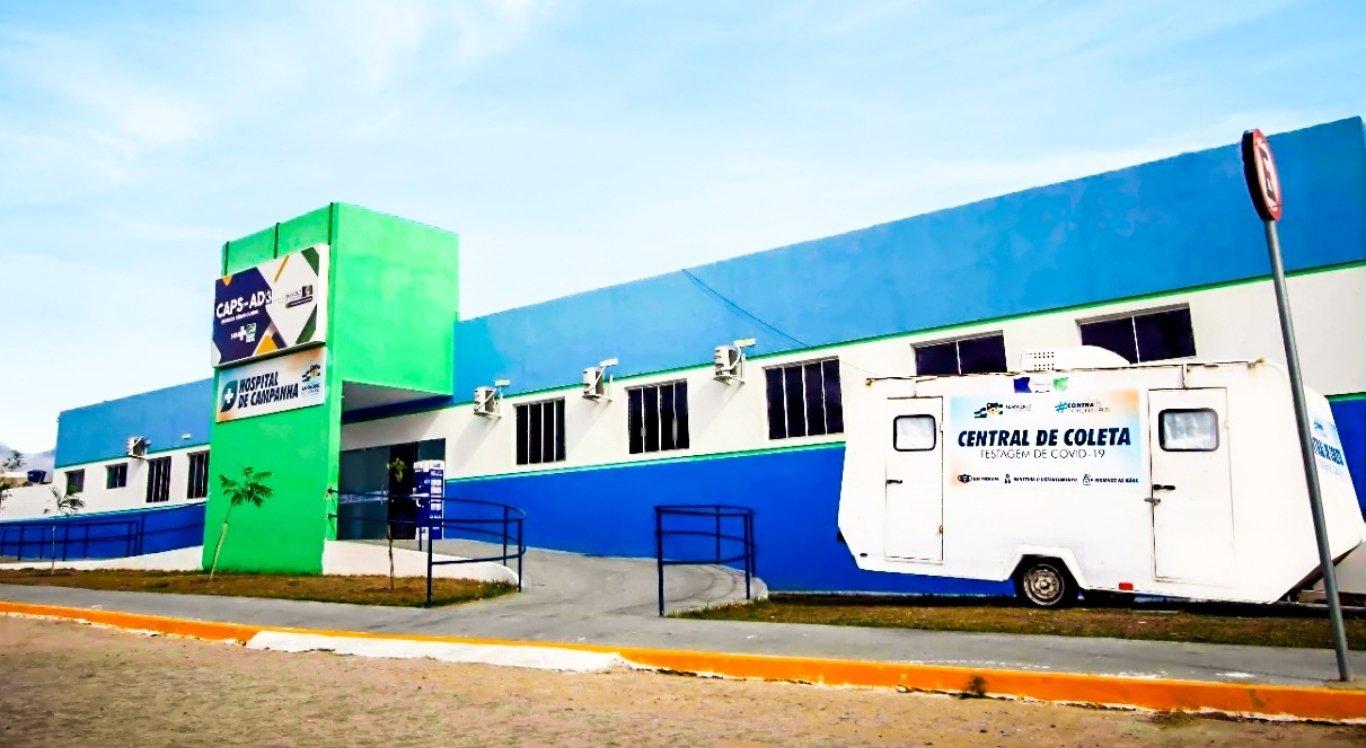 Hospital de Campanha de Santa Cruz do Capibaribe