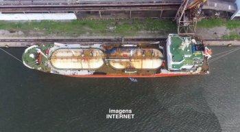 Todos os tripulantes foram levados a um hotel na capital pernambucana, onde permanecem isolados, em quarentena.