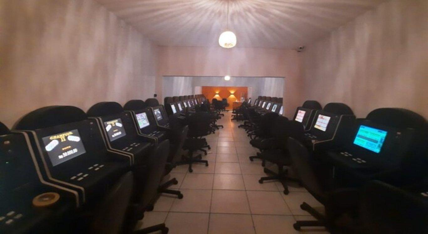 Casa de jogos clandestinos foi fechada no Recife