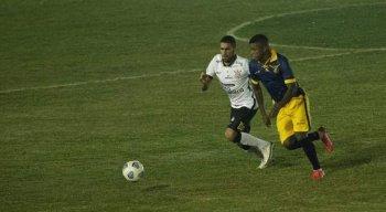 Retrô enfrentou o Corinthians pela Copa do Brasil 2021