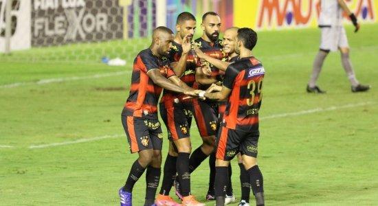 Ouça os gols da vitória do Sport diante do Central na voz de Alexandre Costa