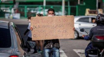 Com o agravamento,os locais se tornaram ainda mais disputados por moradores de rua ou simplesmente desempregados.