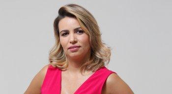 Kaline transformou projeto de faculdade em programa que soma nove anos de estrada na TV Jornal