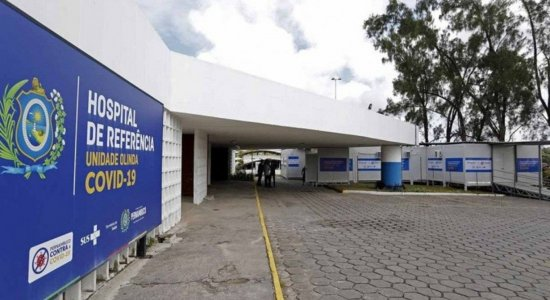 Covid-19: Mais leitos de UTI são abertos no Hospital Brites de Albuquerque, em Olinda