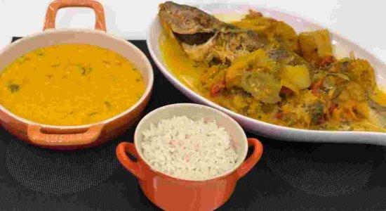 Semana Santa Gourmet do Sabor da Gente: Peixada de forno com Pirão