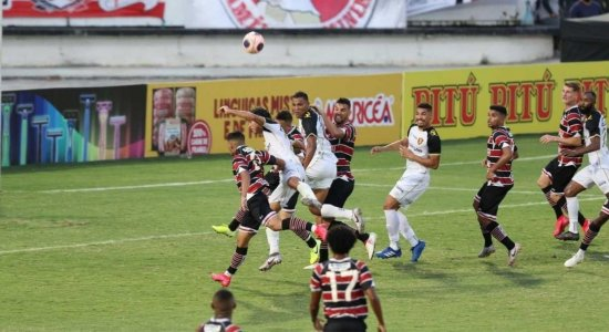 Em clássico decisivo pela Copa do Nordeste, Santa Cruz e Sport se enfrentam no Arruda com transmissão da TV Jornal