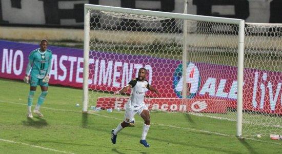 Copa do Nordeste 2021: Gols da vitória do Sport contra o Santa Cruz no Clássico das Multidões
