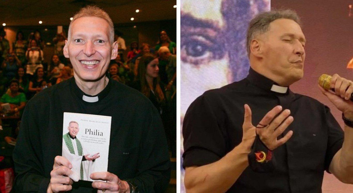 Padre Marcelo chamou a atenção na internet