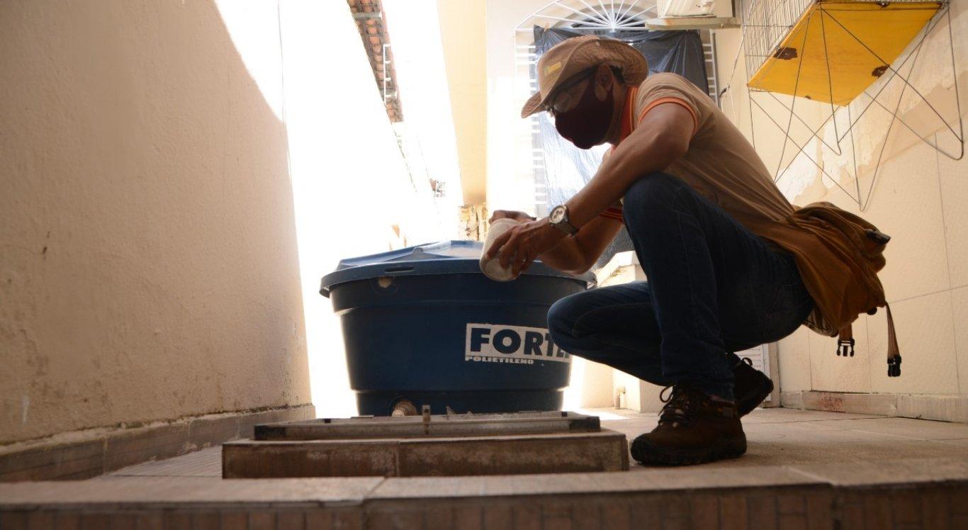 Limoeiro promove ações de combate ao mosquito da dengue