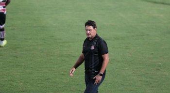 João Brigatti quer o Santa Cruz focado no Pernambucano e na Copa do Brasil