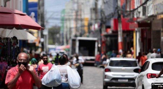 Novo plano de convivência com a covid-19 começa a valer em Pernambuco e vários setores da economia voltam a funcionar