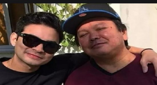 No instagram, Yudi Tamashiro lamenta morte do pai, vítima da covid-19