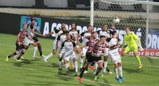 Ouça os gols da vitória do Sport diante do Santa Cruz, na voz de Roberto Queiroz