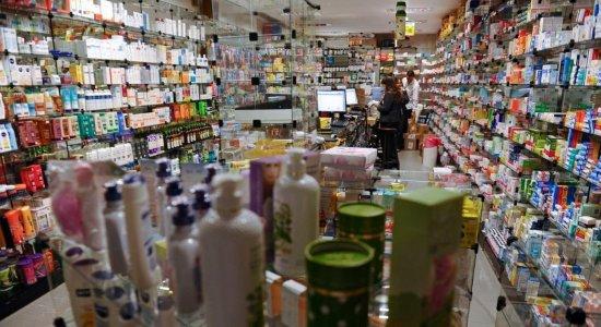 Remédios podem ficar até 10,08% mais caros a partir desta quinta-feira (1º)