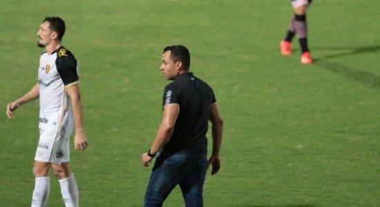 Após vitória em clássico, lateral do Sport mira duelo contra o Ceará: 'jogo da nossa vida'