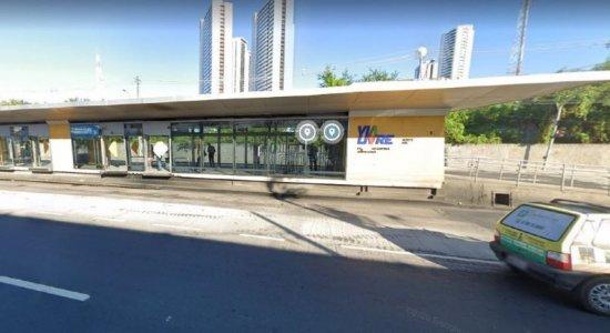 Estação de BRT Araripina, no Recife, volta a operar neste sábado (3)