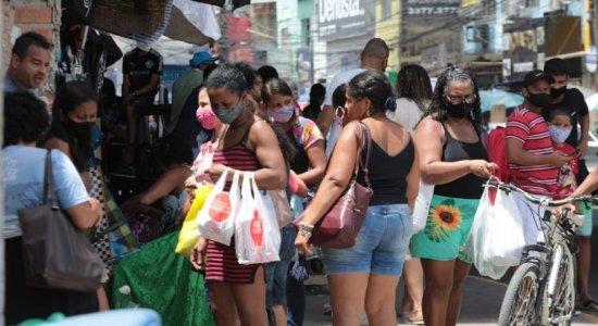 Quarentena em Pernambuco: semana decisiva sobre extensão de medidas mais restritivas contra a covid-19
