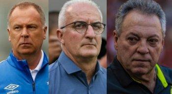 Mano Menezes, Dorival Júnior e Abel Braga são alguns dos nomes levantados