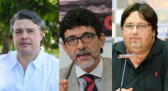 Candidatos à presidência criticam falta de diálogo da atual gestão do Sport e precipitação em negociação com Dorival Jr