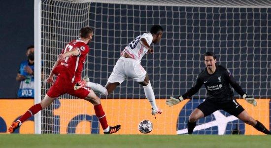 Com dois gols de Vini Júnior, Real Madrid vence o Liverpool pela Liga dos Campeões; City bate o Borussia