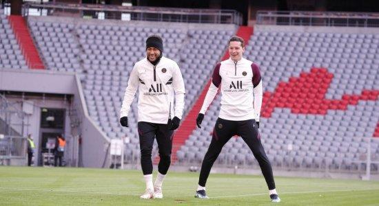 Pochettino espera que Neymar controle as emoções diante do Bayern
