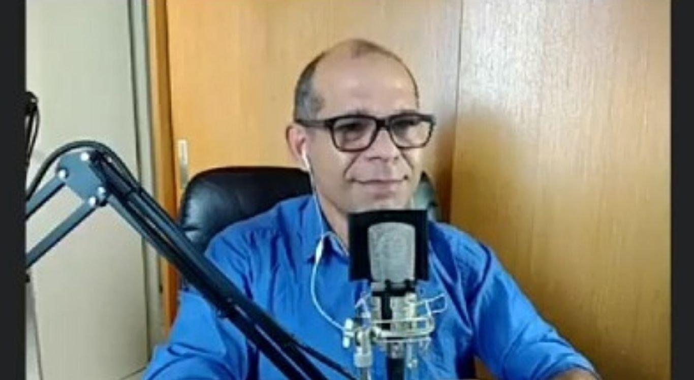 Presidente da Ordem dos Policiais do Brasil, Frederico França.