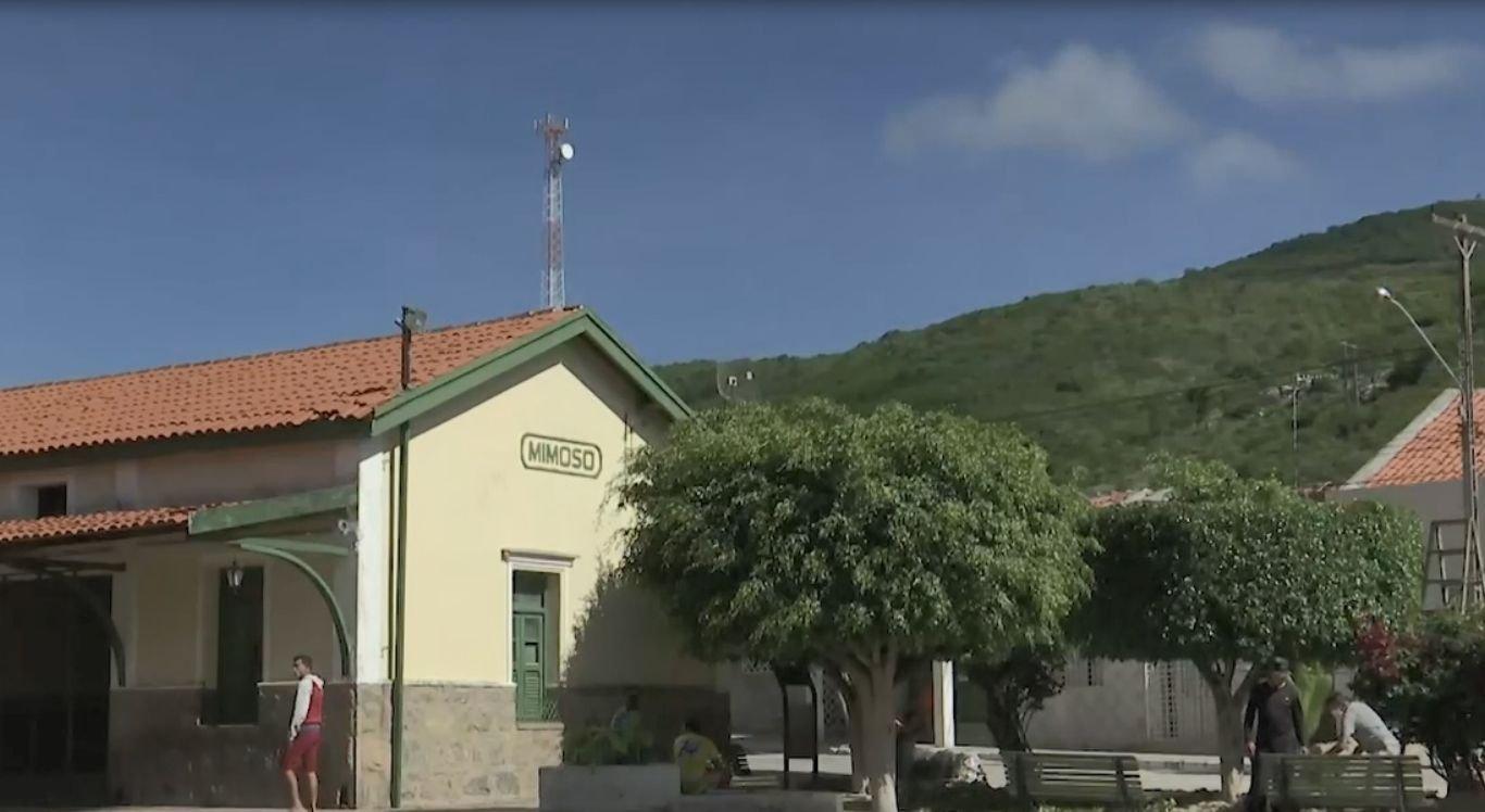 Distrito de Mimoso, na zona rural de Pesqueira