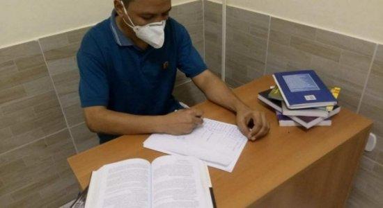 Detento da Penitenciária de Itamaracá alcança nota 900 na redação do Enem 2020