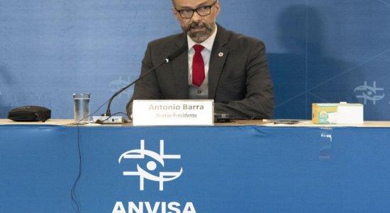 Situação está longe do fim, diz presidente da Anvisa sobre pandemia da covid-19