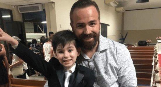 Pai do menino Henry homenageia filho: 'Primeiro Dia das Crianças sem meu filhinho'