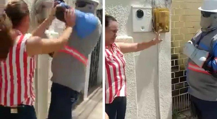 Mulher impede corte de energia na casa de tio internado com Covid-19