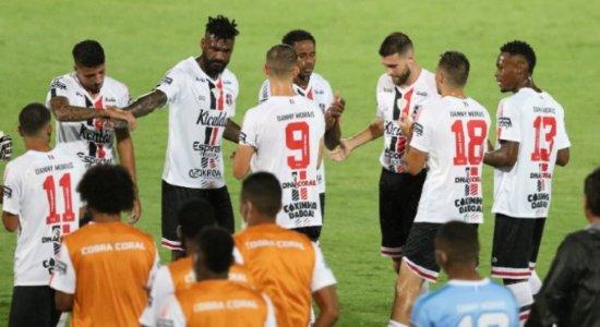 Em despedida de Danny Morais, Santa Cruz perde na última rodada da Copa do Nordeste