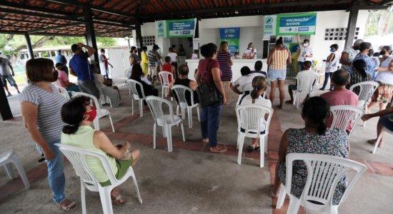 Saiba quais documentos levar para se vacinar contra covid-19 no Recife, caso não tenha comprovante de residência