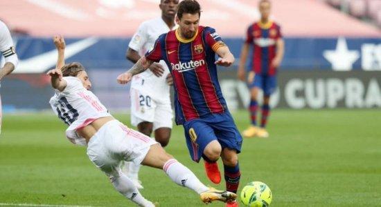 Saiba onde assistir ao vivo Real Madrid x Barcelona, pelo Campeonato Espanhol