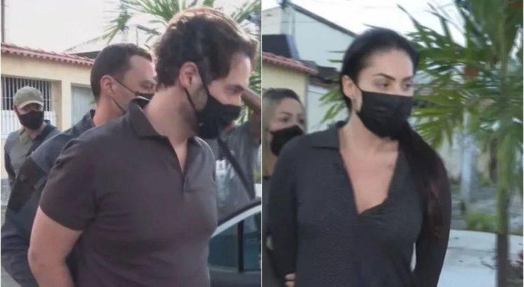 Casal foi preso por suspeita de envolvimento na morte de Henry Borel, de 4 anos.