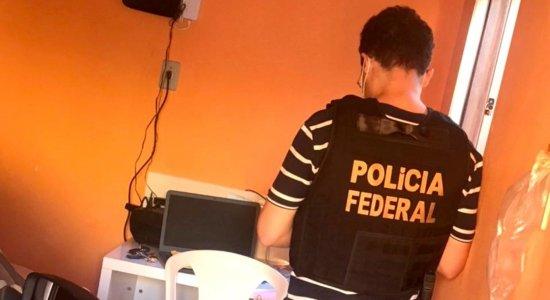 Polícia faz operação para combater pedofilia e pornografia infantil no sertão de Pernambuco