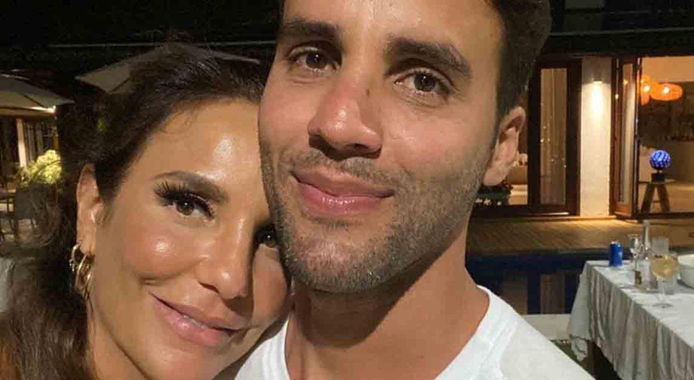 Marido de Ivete Sangalo pede desculpas após culpar cozinheira por transmissão de Covid