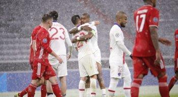 PSG venceu o Bayern de Munique por 3x2, na Alemanha