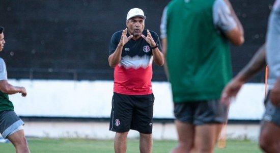 Santa Cruz ganha reforço para decisão contra o Cianorte, pela Copa do Brasil