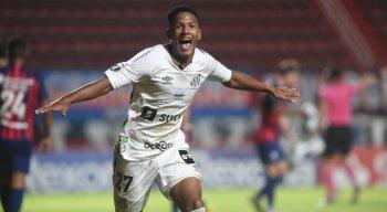 Santos encara o San Lorenzo por uma vaga na fase de grupos da Libertadores