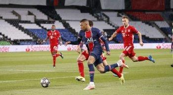 PSG passou pelo Bayern de Munique e avançou às semifinais da Liga dos Campeões