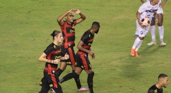 Ouça os gols do triunfo do Sport contra o Vitória na voz de Roberto Queiroz