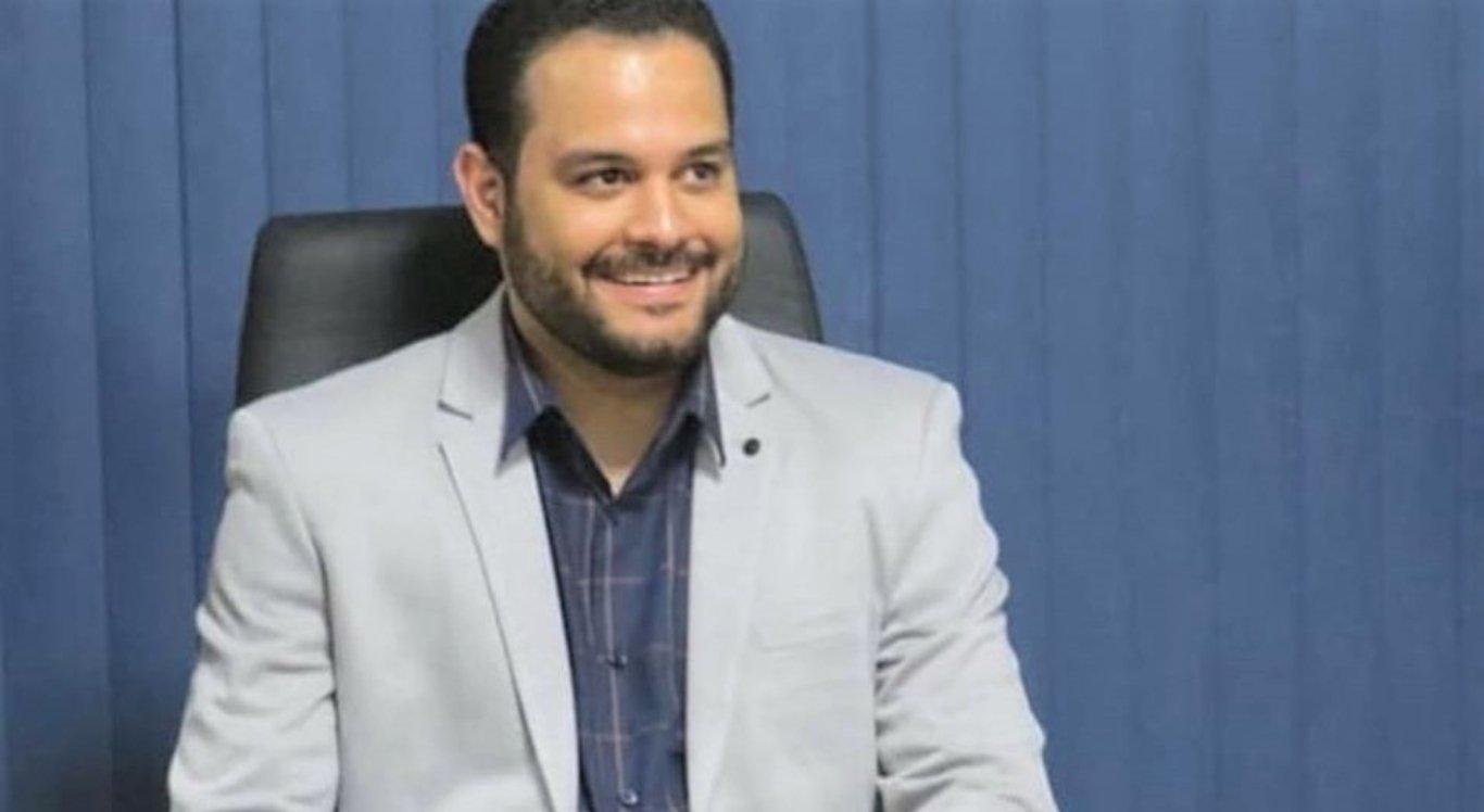 Prefeito de Feira Nova, Danilson Gonzaga (PSD)
