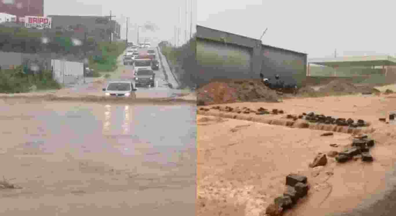 Chuvas em Caruaru e Pesqueira