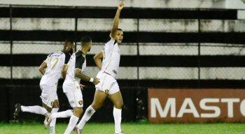 Mikale foi o autor de um gols do Sport na vitória contra o Sete de Setembro
