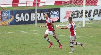 Náutico derrota o Santa Cruz nos Aflitos por 2 x 1 pelo Campeonato Pernambucano