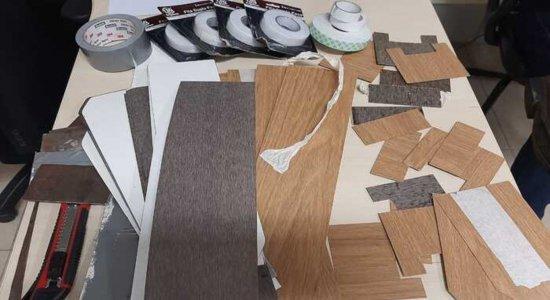 Quadrilha que praticava furtos de envelopes em caixas eletrônicos é detida no Grande Recife