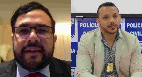 Promotor detalha o que ocorreu no dia da morte do delegado Anderson Liberato