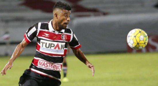Ex-jogador do Santa Cruz vai comentar Vélez x Flamengo, no SBT/ TV Jornal