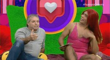 Augusto César começou cantando ainda menino, aqui na TV Jornal, no programa infantil da Tia Linda
